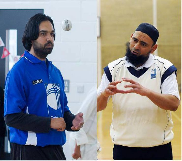 Always please to work with young passionate cricketers- Saqlain Mushtaq