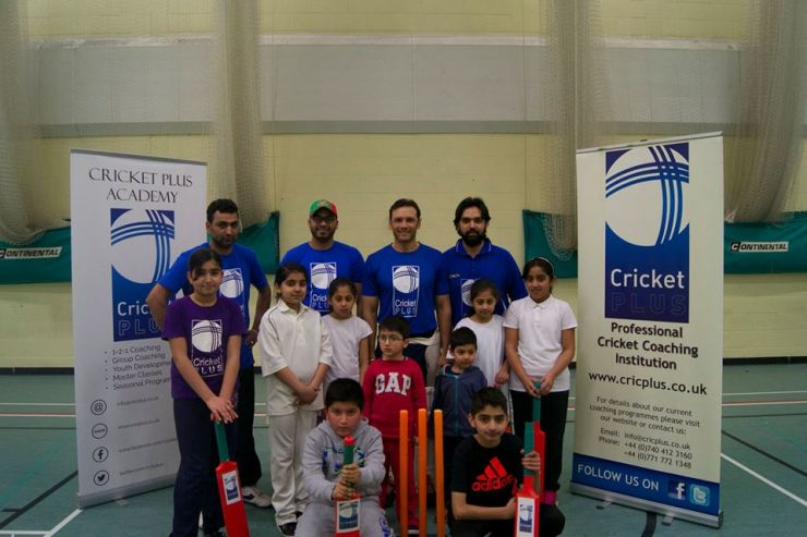 A delightful treat for Cricket Plus young talent!!!