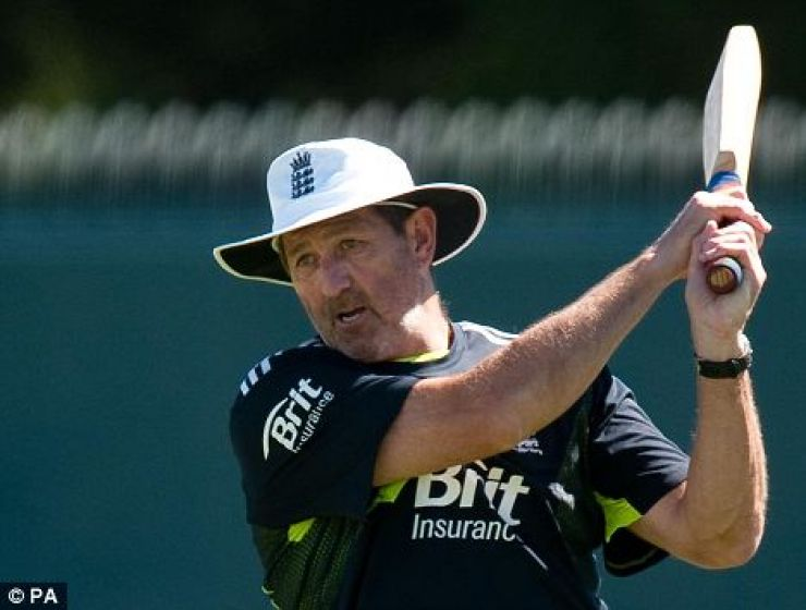 Batting Master Class with Graham Gooch