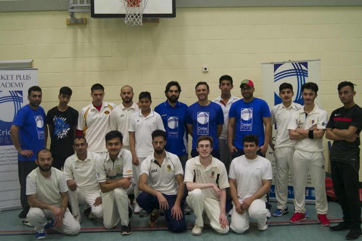Mark Ramprakash works with passionate cricketers!!!